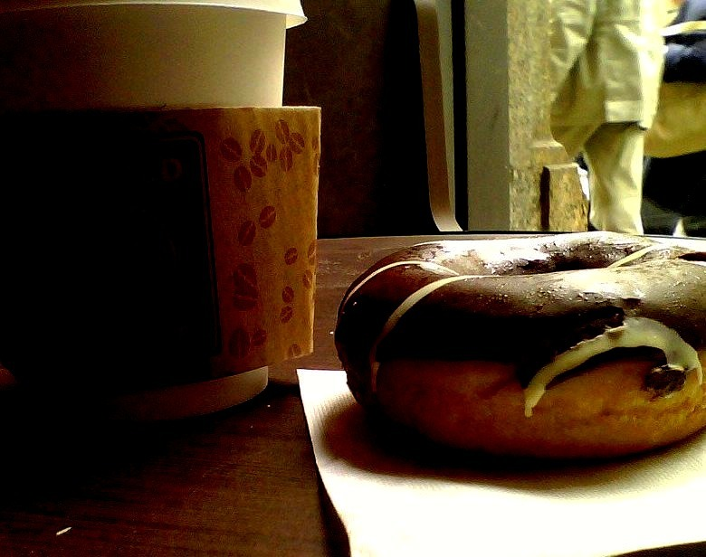 Arnold Coffee. (by LaGogoYubari)