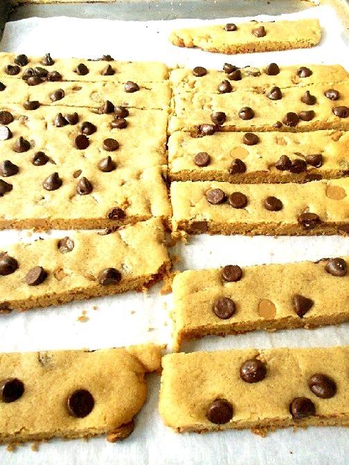 Recipe: Cookie Sticks