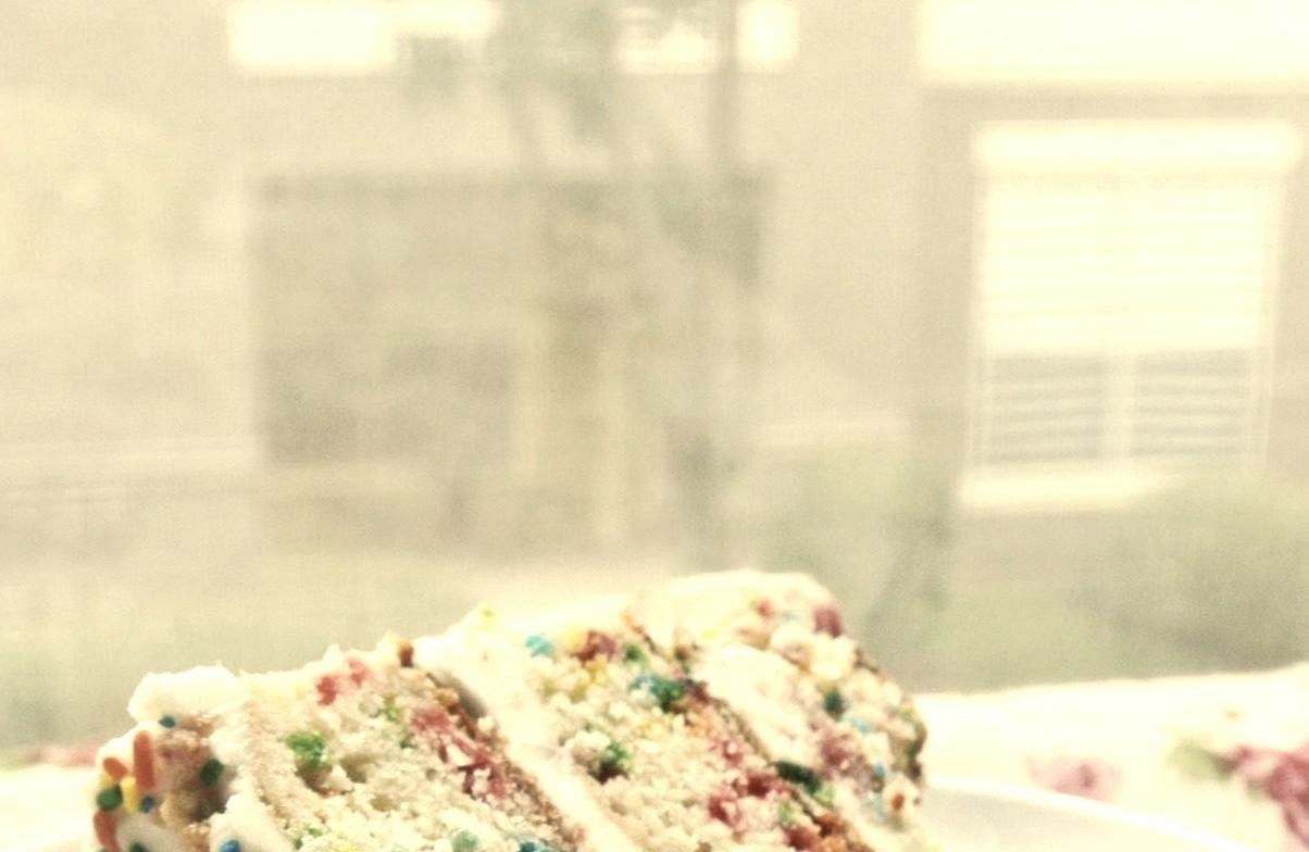 Recipe: Best Funfetti Birthday Cake