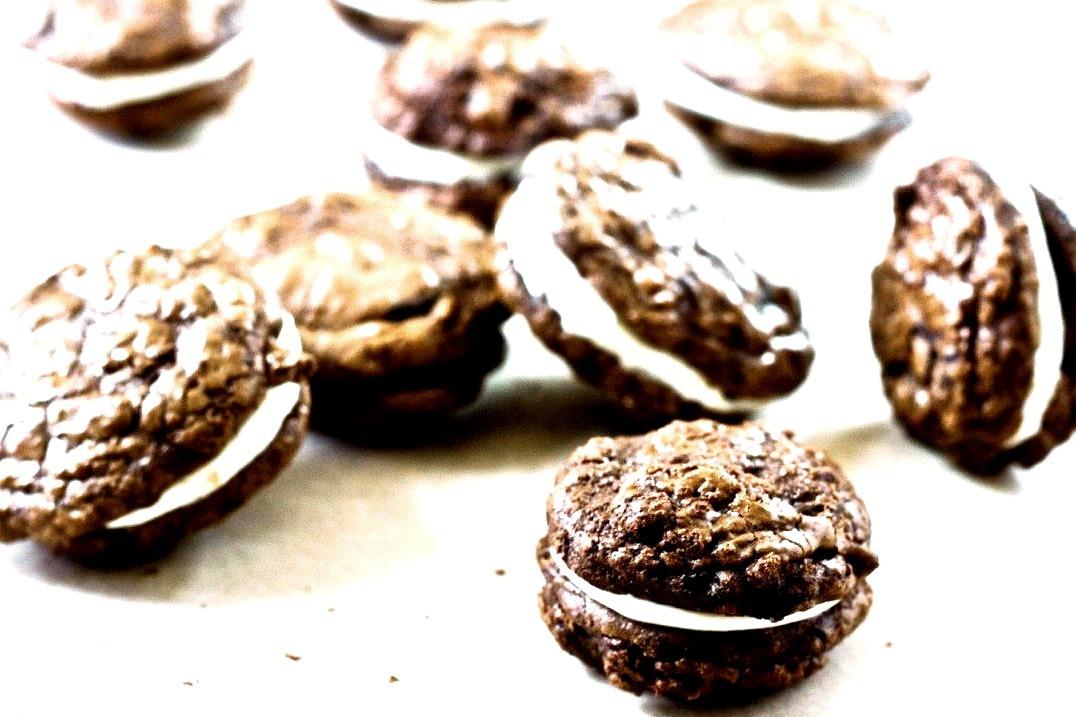Brownies & Cream Sandwich Cookies